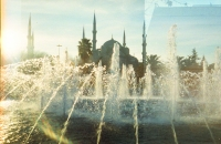 15_colleen-durkin-photography-fashion-lifestyle-fun-film-chicago-places-travel-istanbul-mosque-fountain-sunset.jpg